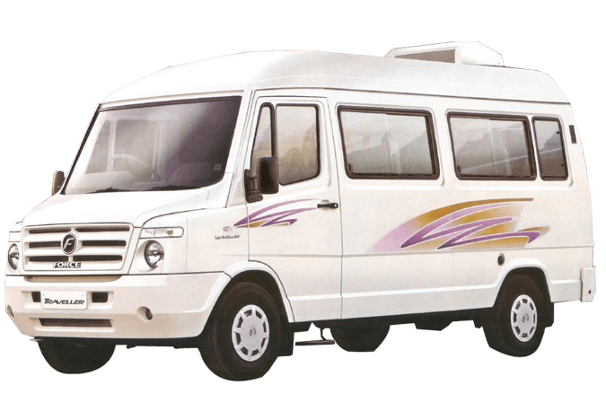 Tempo Traveller hire in Udaipur